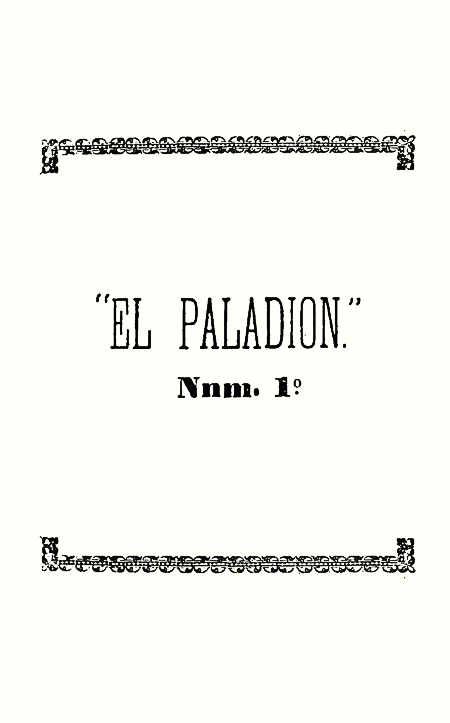 El Paladion (Folleto).