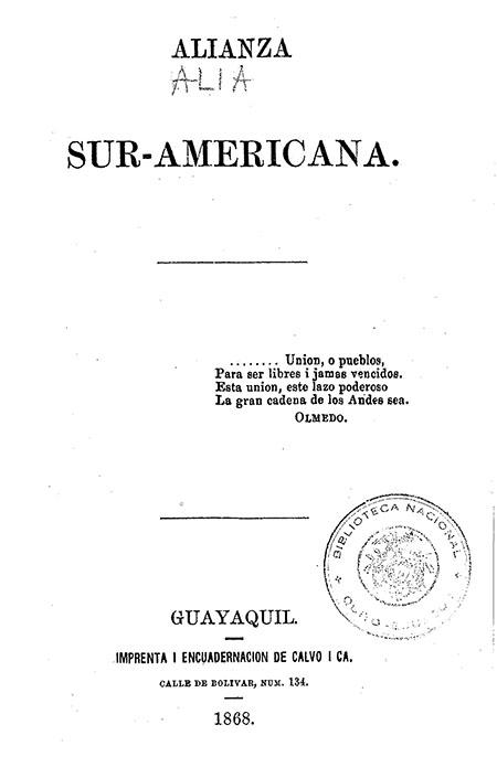 Alianza Sur Americana