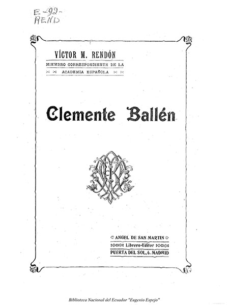Clemente Ballén