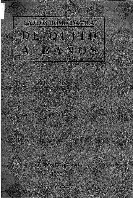 De Quito a Baños