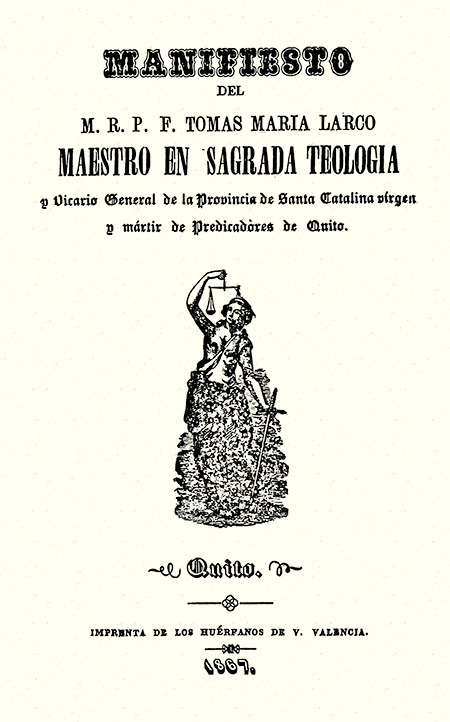 Manifiesto (Folleto).